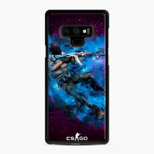 Load image into Gallery viewer, Csgo 9 Samsung Galaxy Note 9 Case, Black Rubber Case