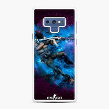 Load image into Gallery viewer, Csgo 9 Samsung Galaxy Note 9 Case, White Rubber Case