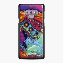 Load image into Gallery viewer, Csgo Hyper Beast Skin Samsung Galaxy Note 9 Case, Black Plastic Case