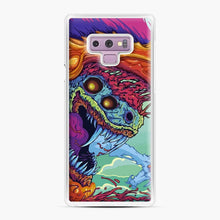 Load image into Gallery viewer, Csgo Hyper Beast Skin Samsung Galaxy Note 9 Case, White Plastic Case