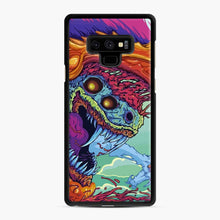 Load image into Gallery viewer, Csgo Hyper Beast Skin Samsung Galaxy Note 9 Case, Black Rubber Case