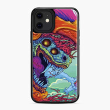 Load image into Gallery viewer, Csgo Hyper Beast Skin iPhone 11 Case, Black Plastic Case