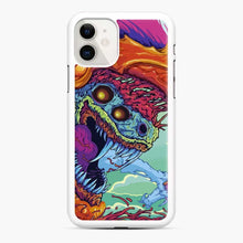 Load image into Gallery viewer, Csgo Hyper Beast Skin iPhone 11 Case, White Rubber Case