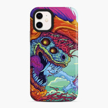Load image into Gallery viewer, Csgo Hyper Beast Skin iPhone 11 Case, Snap Case