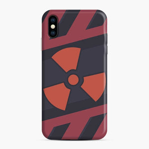 Csgo Nuclear iPhone XS Max Case, Snap Case