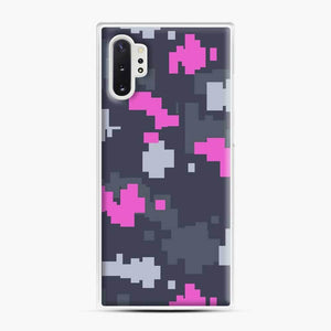 Csgo Pink Ddpat Camo Samsung Galaxy Note 10 Plus Case, White Plastic Case