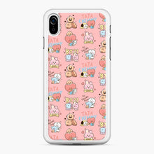 Load image into Gallery viewer, Cute All Bt Baby Tata Chimmy Shooky iPhone XR Case