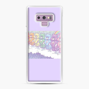 Cute Care Bears 1 Samsung Galaxy Note 9 Case, White Plastic Case