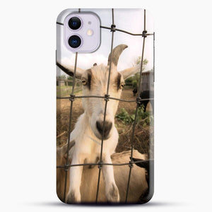 Cute Goat Pictures iPhone 11 Case.jpg, Snap Case | Webluence.com