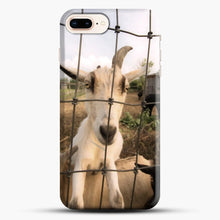 Load image into Gallery viewer, Cute Goat Pictures iPhone 7 Plus/8 Plus Case, Snap Case | Webluence.com