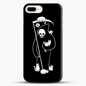 Death Is A Cat Person iPhone 7 Plus/8 Plus Case, Snap Case | Webluence.com