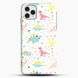 Dinosaur Pattern 1 iPhone 11 Pro Case, Snap Case | Webluence.com