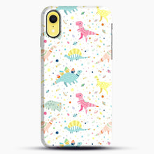 Load image into Gallery viewer, Dinosaur Pattern 1 iPhone XR Case, Snap Case | Webluence.com