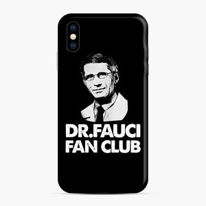 Dr Fauci Fan Club Officia iPhone XS Max Case, Snap Case | Webluence.com
