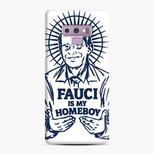 Load image into Gallery viewer, Dr Fauci Is My Homeboy Samsung Galaxy Note 9 Case, Snap Case | Webluence.com
