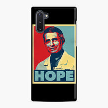 Load image into Gallery viewer, Dr. Anthony Fauci Hope Samsung Galaxy Note 10 Case, Snap Case | Webluence.com
