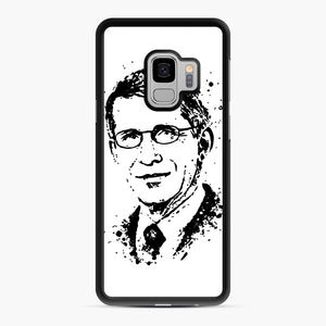 Dr. Anthony Fauci hope Illustration Samsung Galaxy S9 Case, Black Rubber Case | Webluence.com