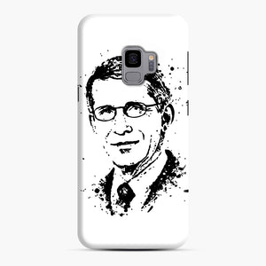 Dr. Anthony Fauci hope Illustration Samsung Galaxy S9 Case, Snap Case | Webluence.com