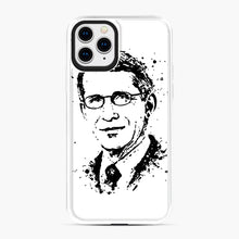 Load image into Gallery viewer, Dr. Anthony Fauci hope Illustration iPhone 11 Pro Case, White Plastic Case | Webluence.com