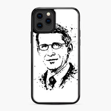 Load image into Gallery viewer, Dr. Anthony Fauci hope Illustration iPhone 11 Pro Case, Black Plastic Case | Webluence.com