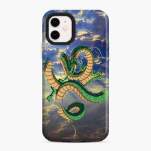 Load image into Gallery viewer, Dragonball Super Shenlong the Dragon iPhone 11 Case, Snap Case