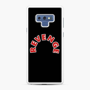 Drake Revenge Trippie Redd Samsung Galaxy Note 9 Case, White Rubber Case