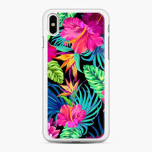 Load image into Gallery viewer, Drive You Mad Hibiscus Pattern Tropical Pattern Bird Of Paradise Aloha iPhone XS Max Case