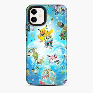 Driven Pokemon Home iPhone 11 Case