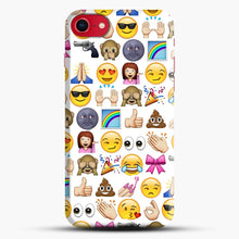 Load image into Gallery viewer, EMOJIS ARE A GALS BEST FRIEND iPhone 7/8 Case.jpg, Snap Case | Webluence.com