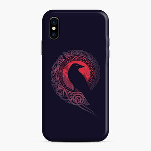 Edda Vikings Nordic Mythology iPhone X/XS Case