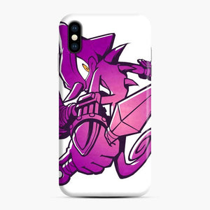 Espio The Chameleon Fortnite iPhone XS Max Case, Snap Case