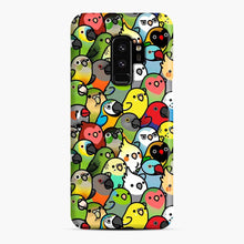 Load image into Gallery viewer, Everybirdy Pattern Love Bird Samsung Galaxy S9 Plus Case