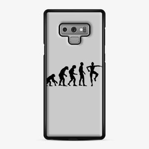 Evolution Fortnite Samsung Galaxy Note 9 Case, Black Plastic Case