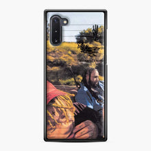 Load image into Gallery viewer, Excitement Trippie Samsung Galaxy Note 10 Case, Black Plastic Case