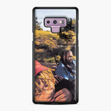Load image into Gallery viewer, Excitement Trippie Samsung Galaxy Note 9 Case, Black Plastic Case