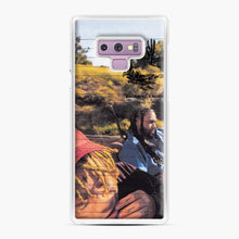 Load image into Gallery viewer, Excitement Trippie Samsung Galaxy Note 9 Case, White Plastic Case