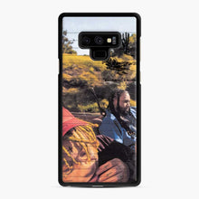 Load image into Gallery viewer, Excitement Trippie Samsung Galaxy Note 9 Case, Black Rubber Case