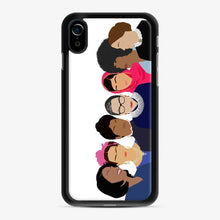 Load image into Gallery viewer, Feminist Girl Gang Squad Goals iPhone XR Case