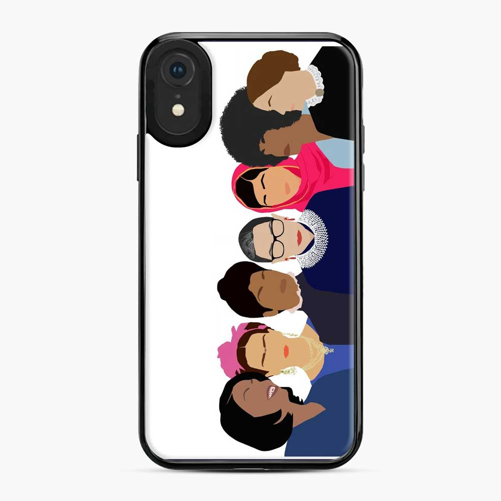 Feminist Girl Gang Squad Goals iPhone XR Case