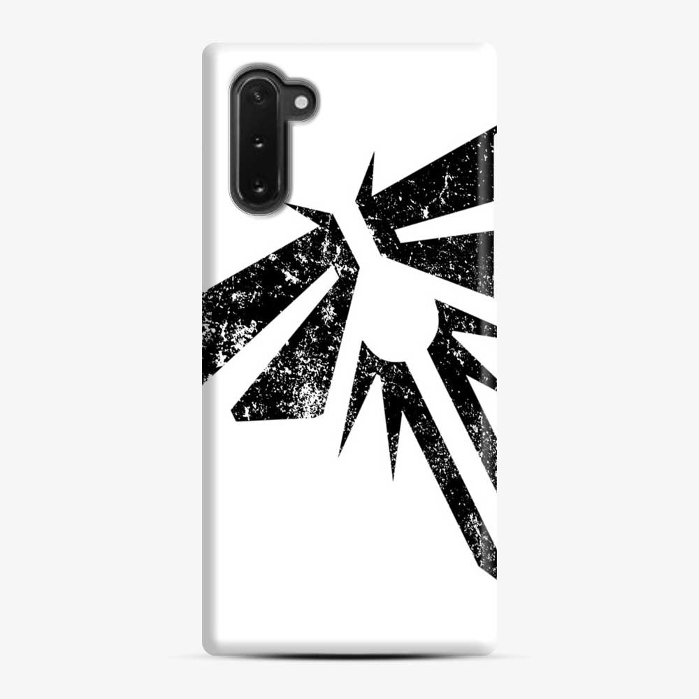 Fireflies The Last Of Us Fortnite Samsung Galaxy Note 10 Case, Snap Case