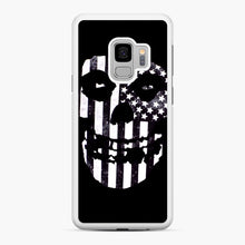Load image into Gallery viewer, Flag Fiend Samsung Galaxy S9 Case, White Rubber Case | Webluence.com