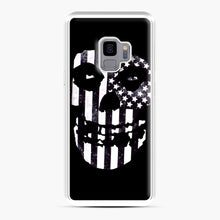 Load image into Gallery viewer, Flag Fiend Samsung Galaxy S9 Case, White Plastic Case | Webluence.com