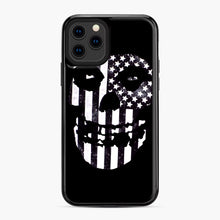 Load image into Gallery viewer, Flag Fiend iPhone 11 Pro Case, Black Plastic Case | Webluence.com