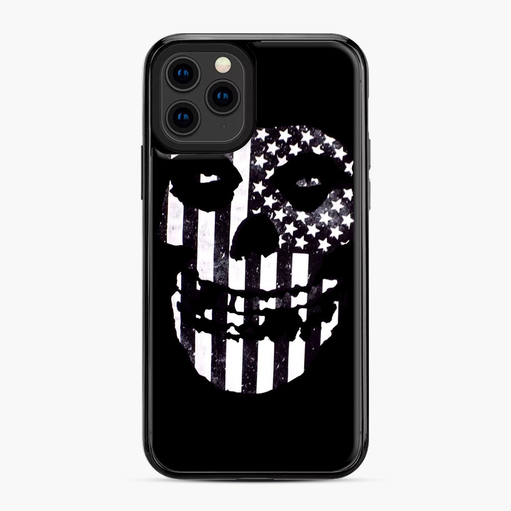 Flag Fiend iPhone 11 Pro Case, Black Plastic Case | Webluence.com