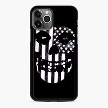 Load image into Gallery viewer, Flag Fiend iPhone 11 Pro Case, Black Rubber Case | Webluence.com