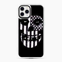Load image into Gallery viewer, Flag Fiend iPhone 11 Pro Case, White Plastic Case | Webluence.com