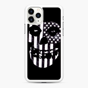 Flag Fiend iPhone 11 Pro Case, White Rubber Case | Webluence.com