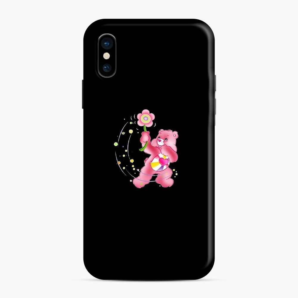 Flower Care Bears 1 iPhone X / XS Case, Snap Case