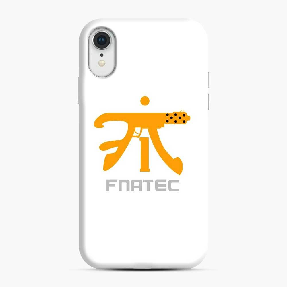 Fnatic Fnatec Tec9 iPhone XR Case, Snap Case