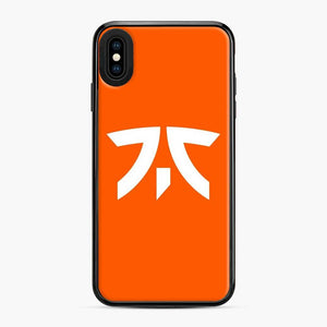 Fnatic Scgo iPhone XS Max Case, Black Plastic Case